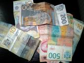 U Srbiji prosečna neto zarada u oktobru bila 60.109 dinara