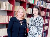 MOJA OTADŽBINA SRBIJA: Nagrada za gimnazijalku iz Vranja