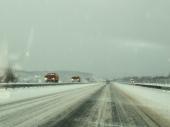 PUTEVI SRBIJE: Na snazi  drugi stepen pripravnosti Zimske službe