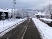 Problemi na putevima u Srbiji zbog snega