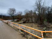 Nakon POPLAVA ponovo otvoren most u Ćukovcu