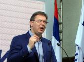 Vučić: U Vranju i Bujanovcu VAKCINACIJA Srba sa KiM