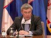 Stevanović: Ako se ne promeni ponašanje građana, razmatraćemo pooštravanje mera