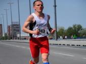 Kristijan Stošić drugi na polumaratonu u BiH
