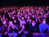 Pet hiljada ljudi na koncertu u Barseloni