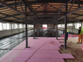 Radovi na rekonstruciji Opšte bolnice Vranje odvijaju se utvrđenom dinamikom