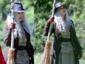 Monika Beluči kao veštica: I dalje SAVRŠENO izgleda