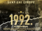 Partizan i 29. godišnjica evro titule: Spreman retro dres