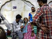 SZO: Indijski soj korona virusa otkriven na 53 teritorije