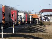 Zagušenje na graničnim prelazima: Čekanja i do OSAM ČASOVA