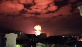 Eksplozije u fabrici
