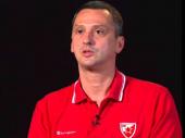 Radonjić još godinu dana: Zvezda osigurala produžetak saradnje sa crnogorskim stručnjakom