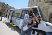 Ujedinjeni festivali Srbije pozivaju mlade na vakcinaciju, slede im pokloni