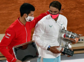 Novak nema dilemu pred 58. Klasik: Rafa je moj najveći rival