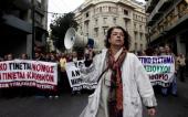 Grčka u generalnom štrajku zbog novog zakona o radu