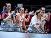 Srbija je u finalu EP: Fantastične košarkašice u neizvesnoj završnici pobedile Belgiju