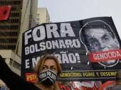 Nekoliko desetina hiljada Brazilaca protestovalo protiv predsednika Bolsonara