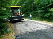 Građevinska sezona koristi se za asfaltiranje puteva po selima