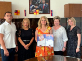 MUP dodelio zahvalnicu Zdravstvenom centru Vranje