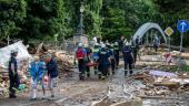 Haos u Nemačkoj: Broj žrtava poplava se popeo na 93, 1.300 nestalo, ruše se kuće, policija lovi pljačkaše (VIDEO)