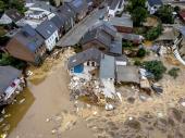 Više od 150 stradalih u poplavama u Nemačkoj, u Belgiji 27 mrtvih