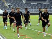 Partizanovi defanzivci spremni za evropsku premijeru: Moramo da opravdamo ulogu favorita
