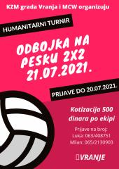 Humanitarni turnir za pomoć Marku