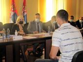 Sastanak sa ministarkom Mihajlović: Vranjance najviše tište PUTEVI, KANALIZACIJA I ELEKTRODISTRIBUCIJA (FOTO)