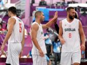 Basketaši Srbije u polufinalu Olimpijskih igara