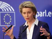 Predsednica EK: Postignut cilj od 70 odsto vakcinisanih u EU