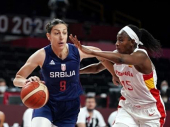 Košarkašice Srbije poražene od Španije na OI
