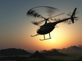 Pao helikopter na Kamčatki: Teško da ima preživelih
