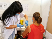 Dr Mihajlović: I trudnice i porodilje treba da se vakcinišu