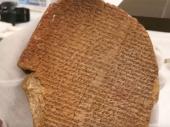 Vredna je 1,7 miliona dolara: Ukradena glinena ploča stara 3.500 godina vraća se u Irak