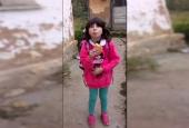 Mala Tijana imala je želju da ne bude gladna:  Sada je đak prvak (FOTO)