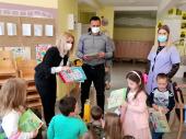 Dečja nedelja: Jovićeva i Đorđević u poseti vrtiću Zvončica