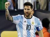 Mesi dao gol koji nije hteo: Argentina