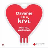 Još jedna akcija dobrovoljnog davanja krvi