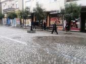 Izlila se kanalizacija na šetalištu: Fekalije na ulici, smrad u vazduhu