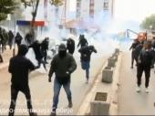 Akcija kosovske policije u Mitrovici i Zvečanu, bačeni suzavac i šok bombe