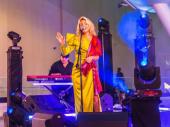 Ujedinila istok i zapad: Lena Kovačević održala dva koncerta na izložbi