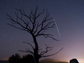 Meteor zelenkastog sjaja pao na području Hrvatske