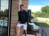Izdaje se Ronaldova vila u Torinu VIDEO