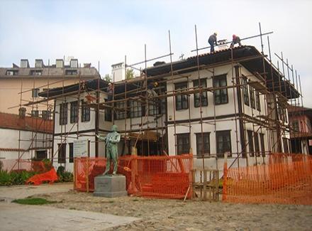 Pri kraju rekonstrukcija Muzeja