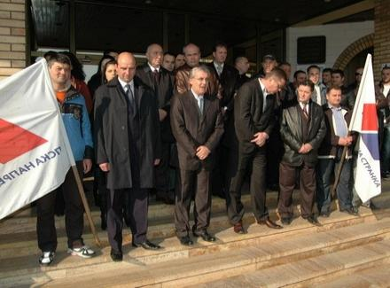SNS u Vranju isključio šest nelojalnih odbornika