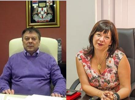 Tončev i Popovićeva ponovo na čelu Surdulice