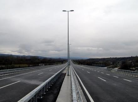 U petak ZATVOREN autoput od Preševa