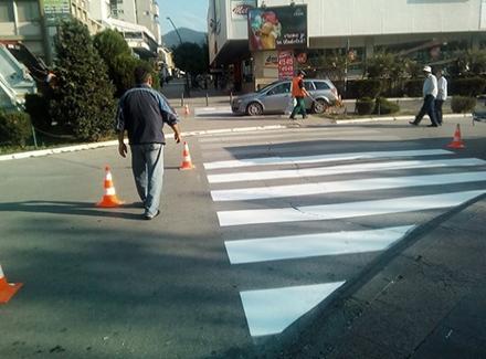 NOVE ZEBRE na ulicama Vranja