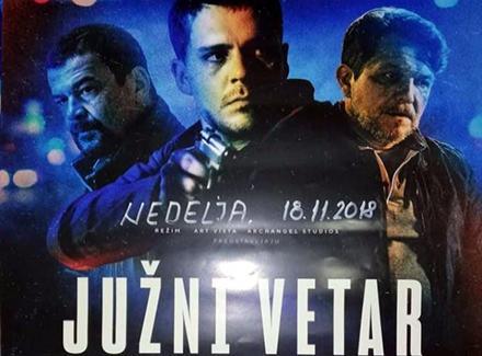 JUŽNI VETAR stiže i u Vranje