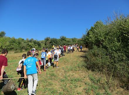 Dan pešačenja: Srbija hoda - Vranje hoda